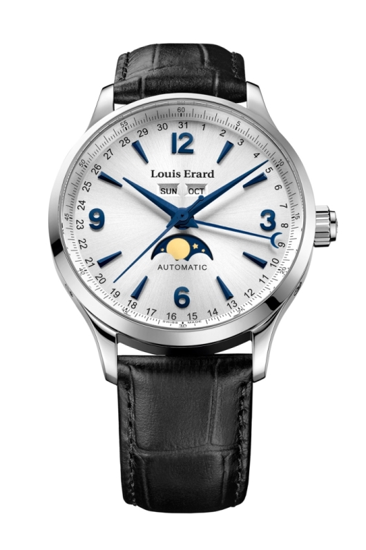 Louis Erard 31218 AA 21 1931 Moon Phase