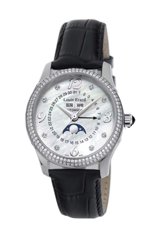 Louis Erard 44204SE10.BDC02 Women's 1931 Watch