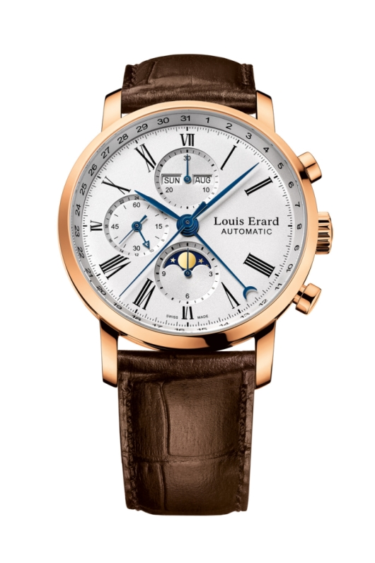 Louis Erard 80231OR01 Excellence Chronograph