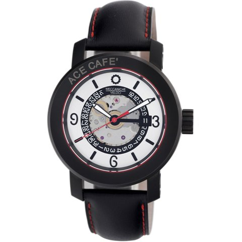 Meccaniche Veloci Mens W207K2_208 Ace Café Luxury Exhibition Watch