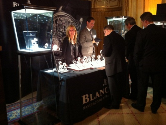 Blancpain Booth at IBG