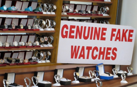 Counterfeit Watch Store
