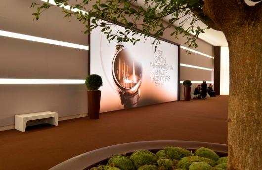 Sihh gevril group watch industry news for Salon de la haute horlogerie