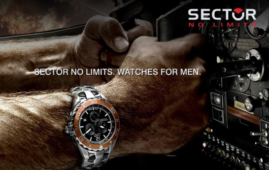 Sector No Limits Watches