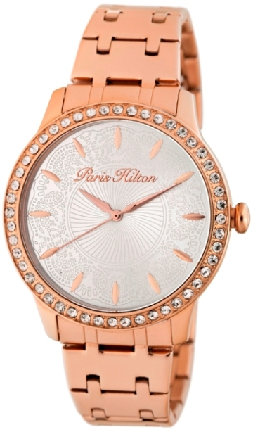Paris Hilton Ladies 138.5184.60 New Oversize Collection Fashion Watch