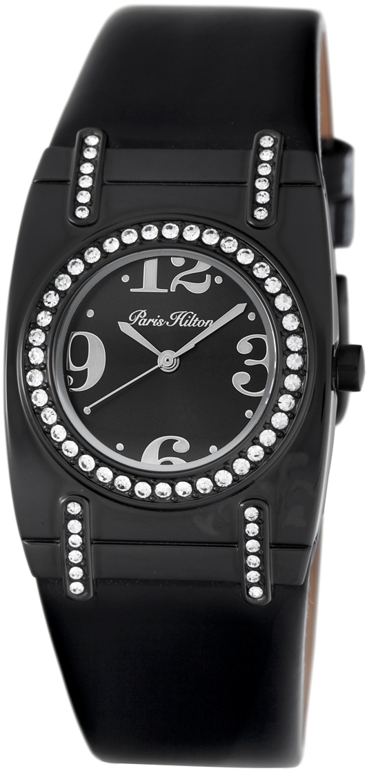 Paris Hilton Ladies 138.5486.60 Bangle Strap Collection Fashion Watch