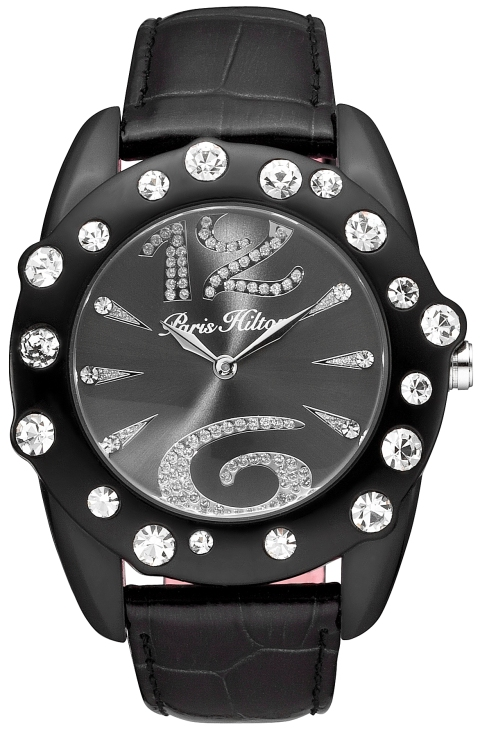Paris Hilton Ladies 13108MPB/02 ICE GLAM Fashion Watch