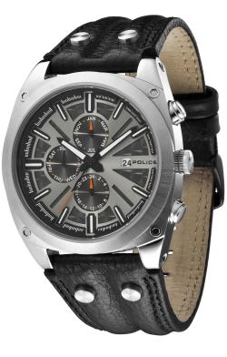 POLICE Mens PL.12699JS/02 Enforce Chronograph Fashion Watch