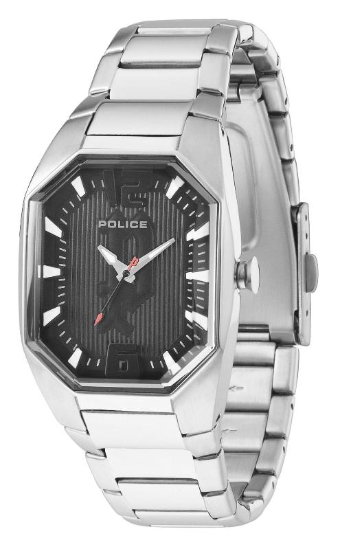 POLICE Mens PL.12895JS-02M Octane Fashion Watch
