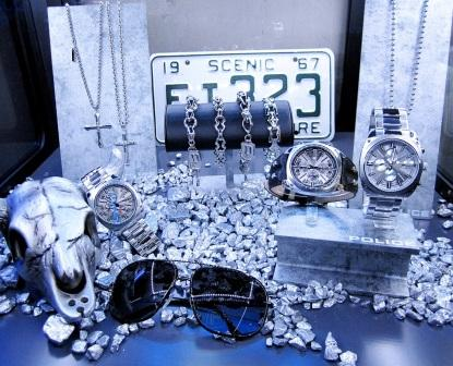 POLICE Lavish and Ostentatious Exhibit at Baselworld