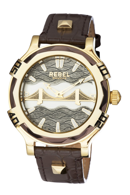 Rebel Brooklyn Bridge Men's Watch Collection