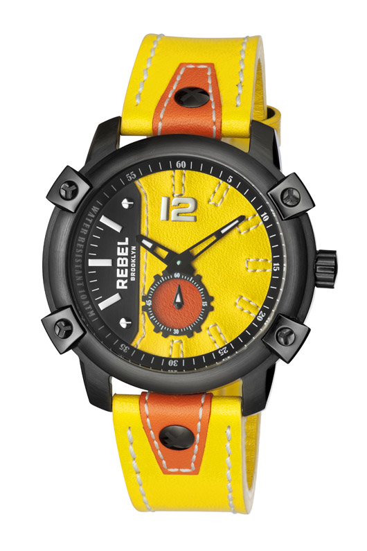 Rebel Brooklyn Weeksville Men's Watch Collection