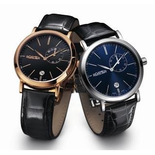 New Roamer Vanguard Collection at Baselworld 2012