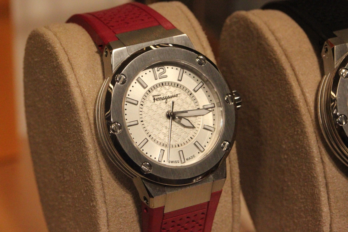 Baselworld 2015: What The Men Were Wearing images