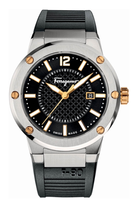 Ferragamo Men's F-80