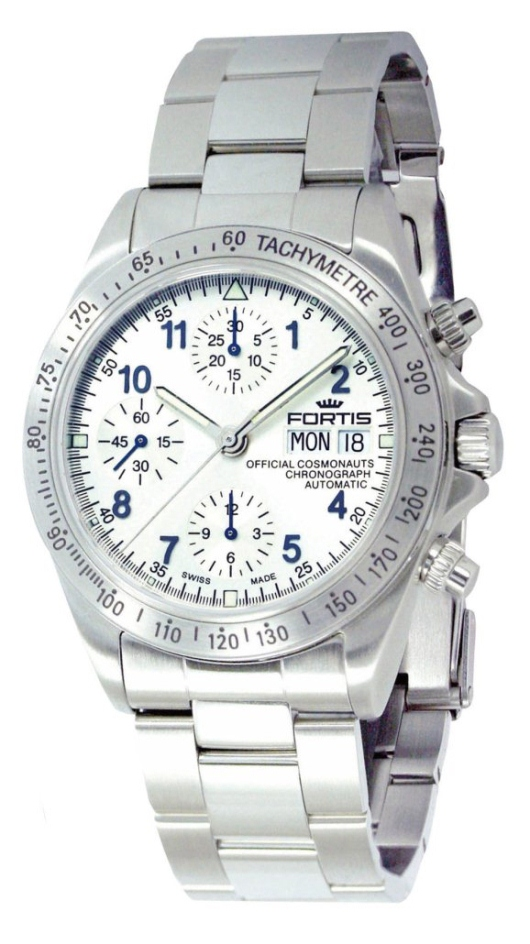 Fortis Official Cosmonauts Chronograph 630.10.92 M