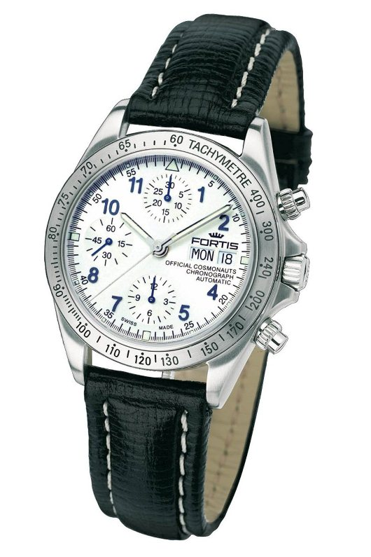 Fortis Official Cosmonauts Chronograph - 630.10.92 L.01