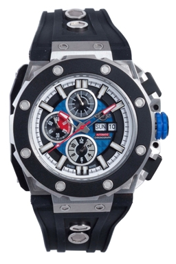 GV2 Mens 8802 Corsaro Swiss-Made Quartz Chronograph
