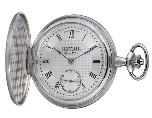 Gevril 1758 Mechanical Pocket Watch G630.995.56