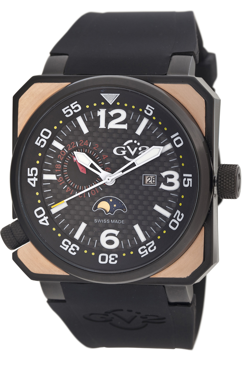 Shophq gevril and gv2 event wednesday october 10th watch brands for Gevril watches