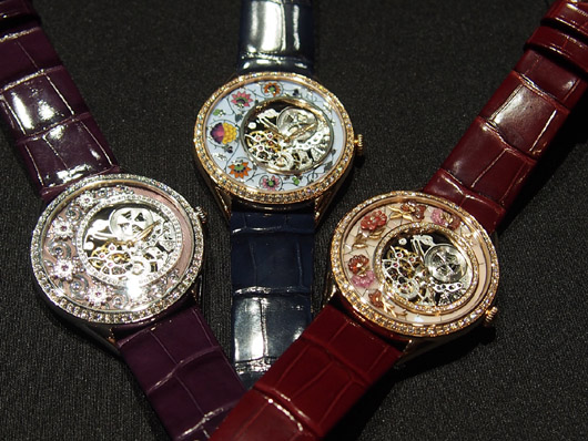 Cartier Watches at SIHH 2014