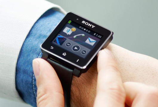 Sony Smartwatch User