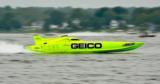 Edox Sports Watches - Edox Miss Geico Superboat