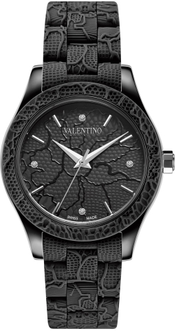Valentino Ladies V57MBQ6R09IS009 Lace Collection Automatic Watch
