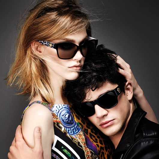 Versace Fall Winter 2014-15 Sunglasses Collection