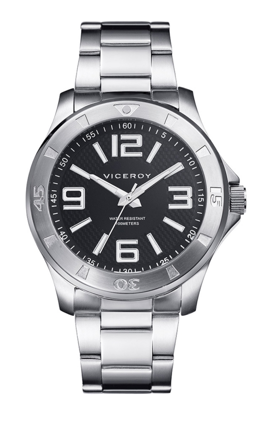 Viceroy Men's 432203-55 Sport Stainless Steel Bracelet Watch