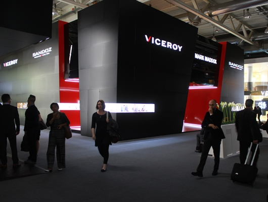Viceroy Booth at Baselworld 2014