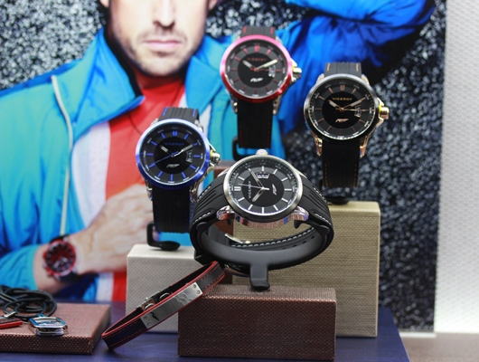 Viceroy Fernando Alonso Display Baselworld 2014