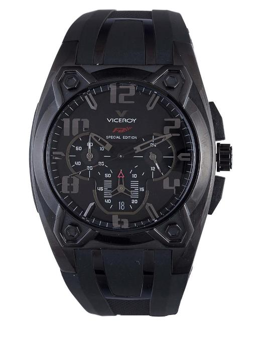 Viceroy Mens Fernando Alonso Chronograph - 47617-55 - $1360