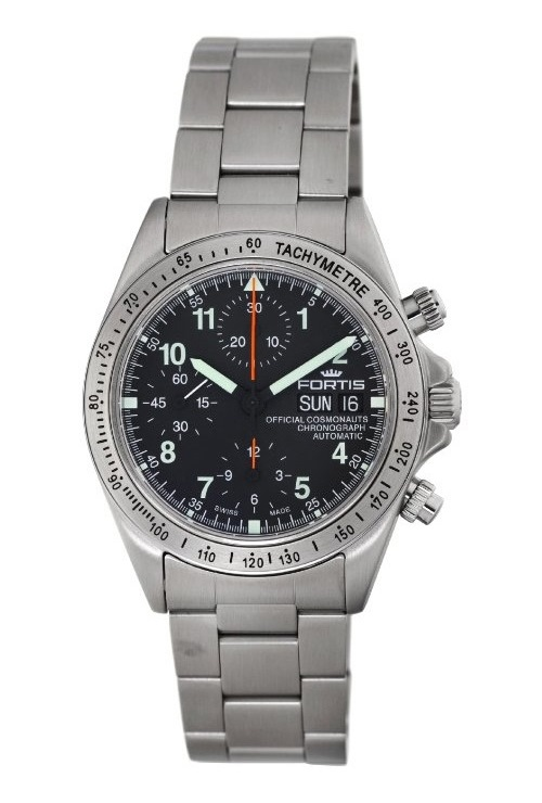 Fortis Official Cosmonauts Chronograph