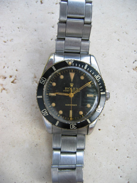 Original Rolex Submariner