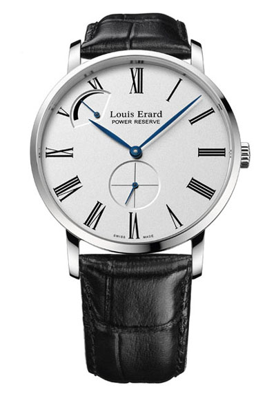 Power Reserve Complication - Louis Erard Mens 53230AA11 Excellence Small Seconds