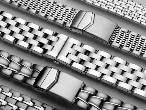 Various Styles Of Metal Watch Bracelets