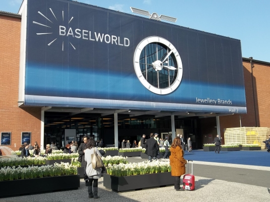 Baselworld Watch and Jewelry Trade Show